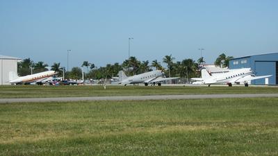 KOPF - Airport - Ramp