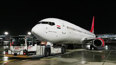 YI-BAT - Boeing 737-9GPER - Fly Baghdad