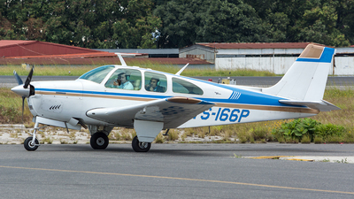 YS-166P - Beechcraft E33A Bonanza - Private