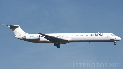 S5-ABB - McDonnell Douglas MD-82 - Adria Airways