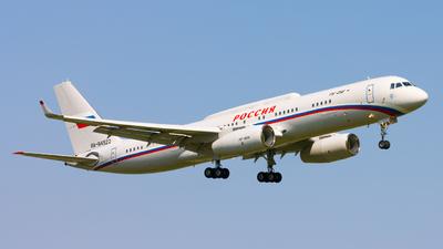 RA-64522 - Tupolev Tu-214SUS - Rossiya - Special Flight Squadron