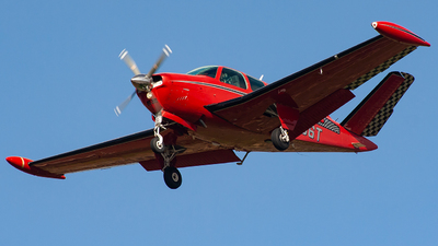 N456T - Beechcraft V35B Bonanza - Private