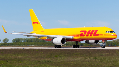 A picture of GDHKS - Boeing 757223(PCF) - DHL - © Christoph Rogosz
