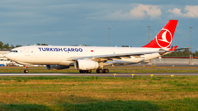 TC-JOZ - Airbus A330-243F - Turkish Airlines Cargo