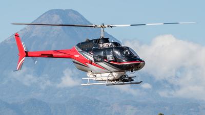 YS-1007-P - Bell 206B-3 JetRanger III - Private