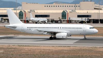 LY-VEQ - Airbus A320-232 - Avion Express