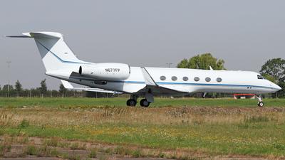N677FP - Gulfstream G-V - Private