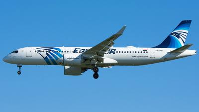 SU-GFH - Airbus A220-371 - EgyptAir