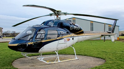 G-PDGP - Eurocopter AS 355NP Ecureuil 2 - PDG Helicopters