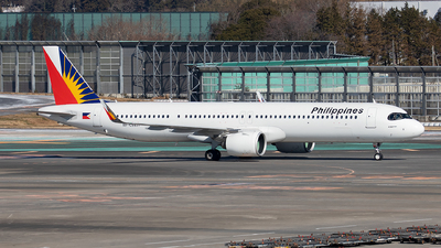 RP-C9937 - Airbus A321-271NX - Philippine Airlines