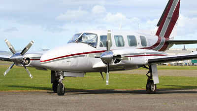 A picture of ZKSRC - Piper PA31325 -  - © J. Williams