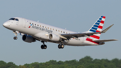 A picture of N262NN - Embraer E175LR - American Airlines - © Positive Rate Photography