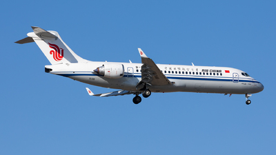 B-650L - COMAC ARJ21-700 - Air China