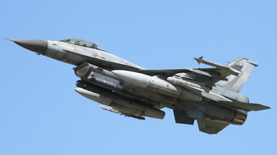 061 - Lockheed Martin F-16C Fighting Falcon - Greece - Air Force