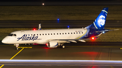 N197SY - Embraer 170-200LR - Alaska Airlines (Skywest Airlines)