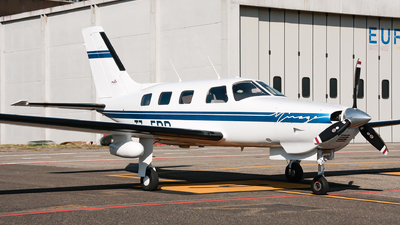 T7-FBB - Piper PA-46-350P Malibu Mirage - Private