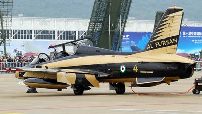 430 - Aermacchi MB-339NAT - United Arab Emirates - Air Force