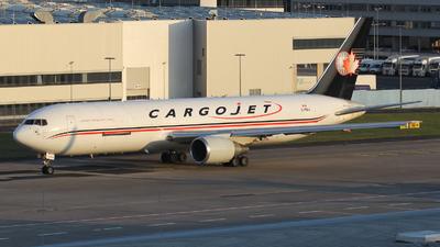 C-FDIJ - Boeing 767-39H(BDSF) - Cargojet Airways