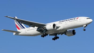 F-GSPU - Boeing 777-228(ER) - Air France