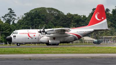 63-13189 - Lockheed C-130E Hercules - Turkey - Air Force