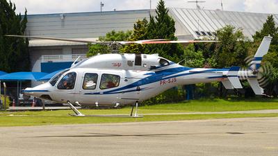 A picture of PRSJS - Bell 429 GlobalRanger - [57024] - © Lucas Gabardo