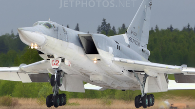 RF-94239 - Tupolev Tu-22M3 Backfire - Russia - Air Force