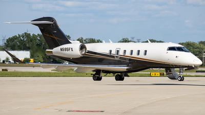 N595FX - Bombardier BD-100-1A10 Challenger 350 - Flexjet
