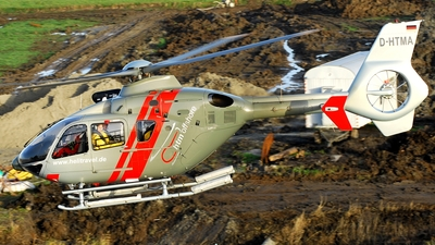 A picture of DHTMA - Airbus Helicopters H135 - HTM Helicopter Travel Munich - © Nils Berwing