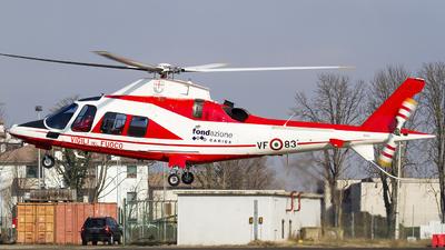 I-DVFD - Agusta-Westland AW-109SP - Italy - Vigili del Fuoco