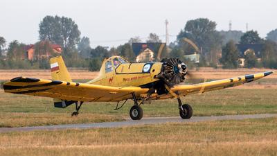 SP-ZUD - PZL-Mielec M-18 Dromader - Zaklad Uslug Agrolotniczych