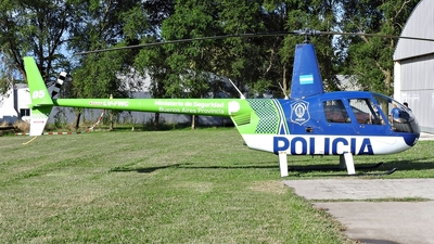 LV-FWC - Robinson R44 Raven II - Argentina - Police of Buenos Aires