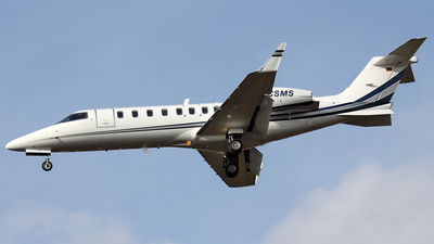 D-CSMS - Bombardier Learjet 45 - Private