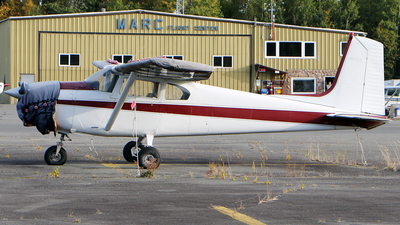 N6127B - Cessna 182A Skylane - Private