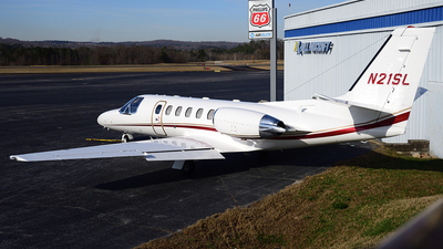 N21SL - Cessna 550B Citation Bravo - Private