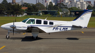PR-LMM - Beechcraft 58 Baron - Private
