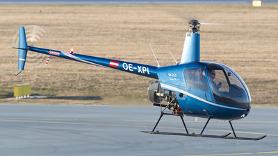OE-XPI - Robinson R22 Beta II - Untitled
