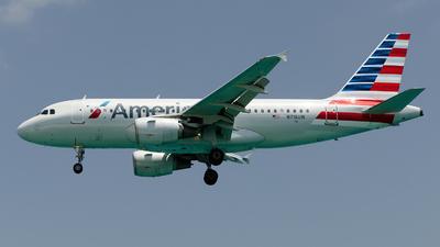 N716UW - Airbus A319-112 - American Airlines