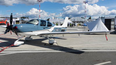 N219SY - Cirrus SR22T-GTS G6 Carbon - Private