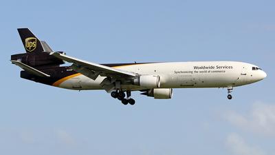 N252UP - McDonnell Douglas MD-11(F) - United Parcel Service (UPS)