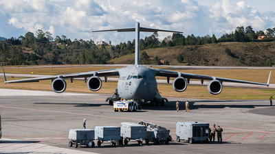 07-7184 - Boeing C-17A Globemaster III - United States - US Air Force (USAF)