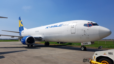 HS-KMB - Boeing 737-46Q(SF)  - K-Mile Air