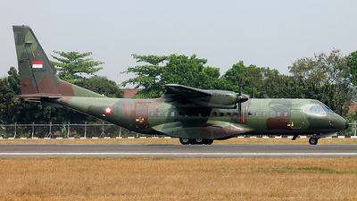 A-2901 - CASA C-295M - Indonesia - Air Force
