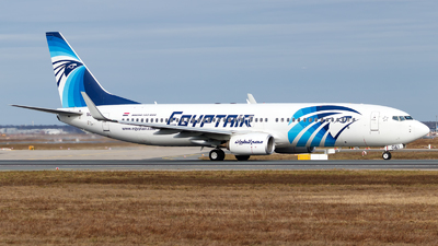 A picture of SUGEI - Boeing 737866 - EgyptAir - © Oliver Richter