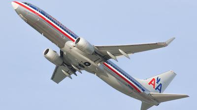 N906NN - Boeing 737-823 - American Airlines
