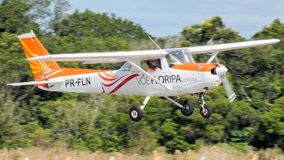 PR-FLN - Cessna 152 - Voe Floripa Escola de Aviação Civil