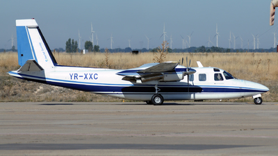 A picture of YRXXC - Rockwell 690A Commander - [11265] - © Rafael Alvarez Cacho