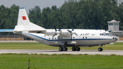 B-4157 - Shaanxi Y-8F-100 - Civil Aviation Administration of China (CAAC)
