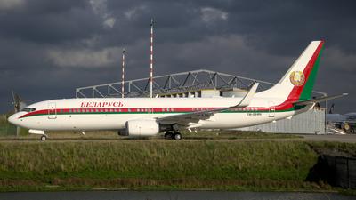 EW-001PA - Boeing 737-8EV(BBJ2) - Belarus - Air Force