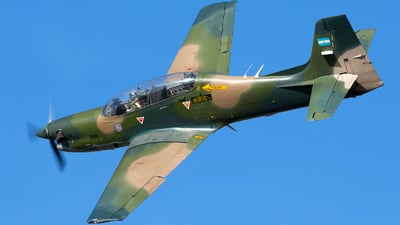 A-128 - Embraer EMB-312 Tucano - Argentina - Air Force