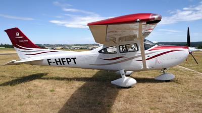 A picture of FHFPT - Cessna 182T Skylane - [18282095] - © Mirko Bleuer